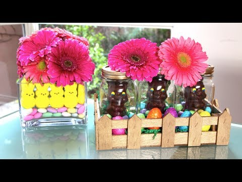 diy decoraciones para pascua youtube