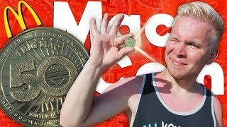 MAC COIN в Макдональдс / В России такого НЕ БУДЕТ!
