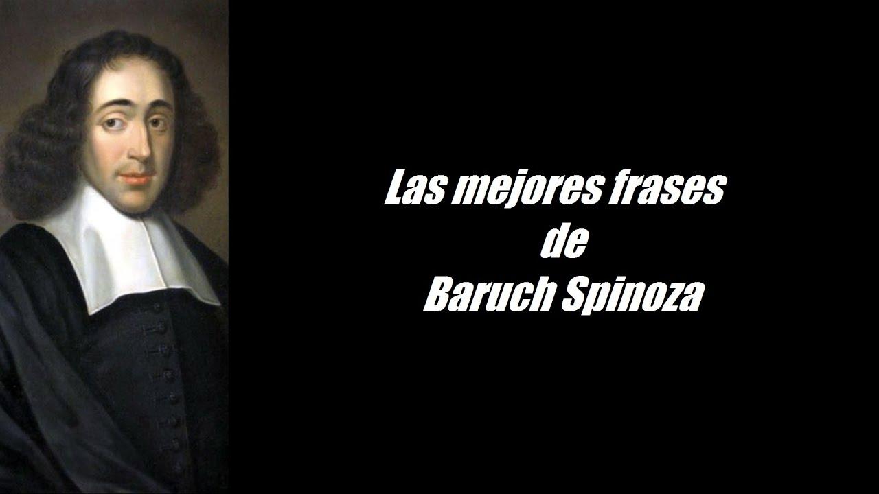 Frases Guerreiros De Cristo: Frases Célebres De Baruch Benedict Spinoza