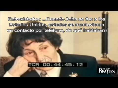 Entrevista a Mimi Smith (Tía de John Lennon) (Subtitulado)