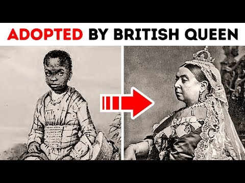 A Girl Adopted by the Queen Had to Return to Africa