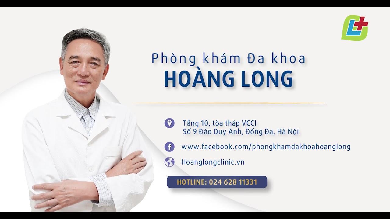 PKĐK Hoàng Long chuyên sâu điều trị tiêu hóa, gan mật