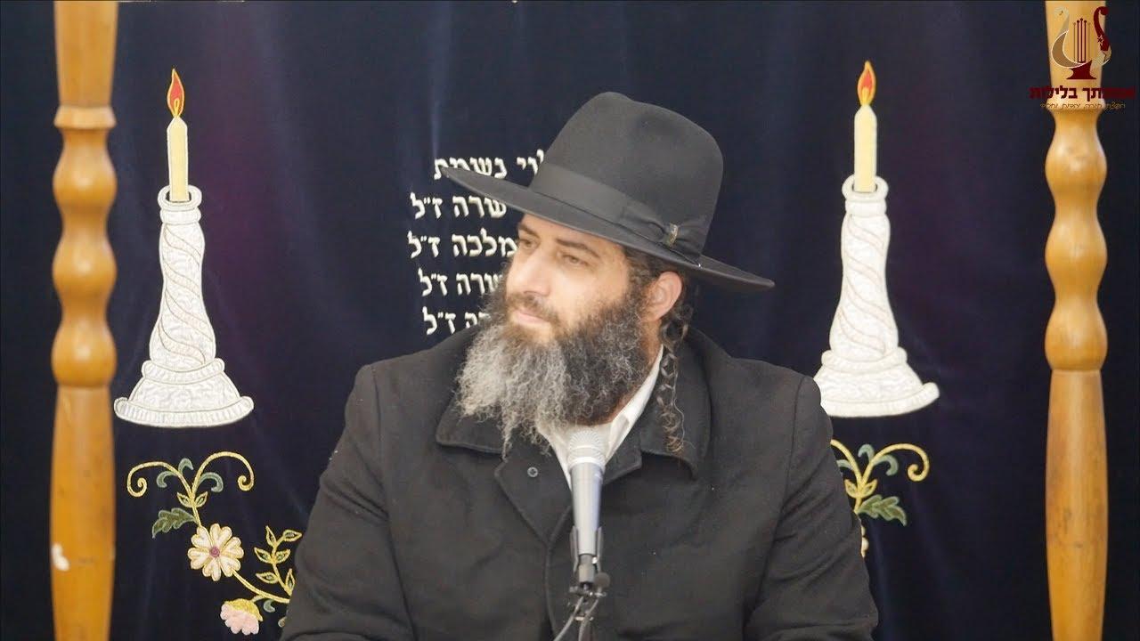 הרב רונן שאולוב - האבא והבן היתום !!! מרגש ומצמרר !!! ״המגדל יתום בתוך ביתו״ !!!