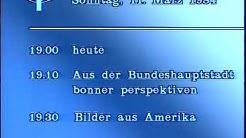 ARD Programmvorschau für So. 11.3.1984