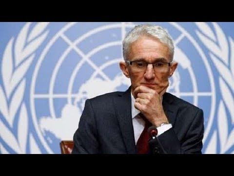 UN warns Yemen Famine Bangla BTV on air 09.11.2017