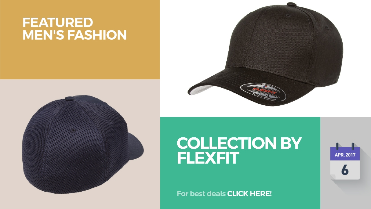 Collection By Flexfit Featured Men s Fashion - YouTube eb5e17820216