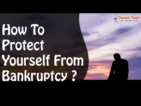 How To Protect Yourself From Bankruptcy ᴴᴰ ┇Mufti Menk┇ Dawah Team