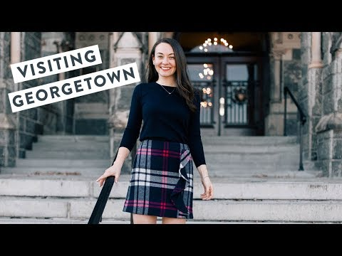 Visiting Georgetown and Tuckernuck | A Travel Vlog