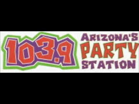 The New 103.9, Arizona's Party Station - legal ID