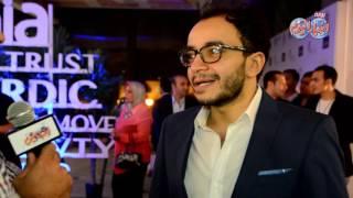 حسام داغر: سعيد جدا بمشاركة محمد رمضان في مسرحية اهلا رمضان لانه مبهج جدا