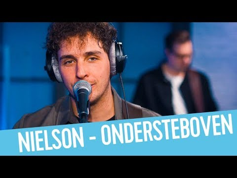 Nielson - Ondersteboven (The Chainsmokers Cover) | Live bij Q
