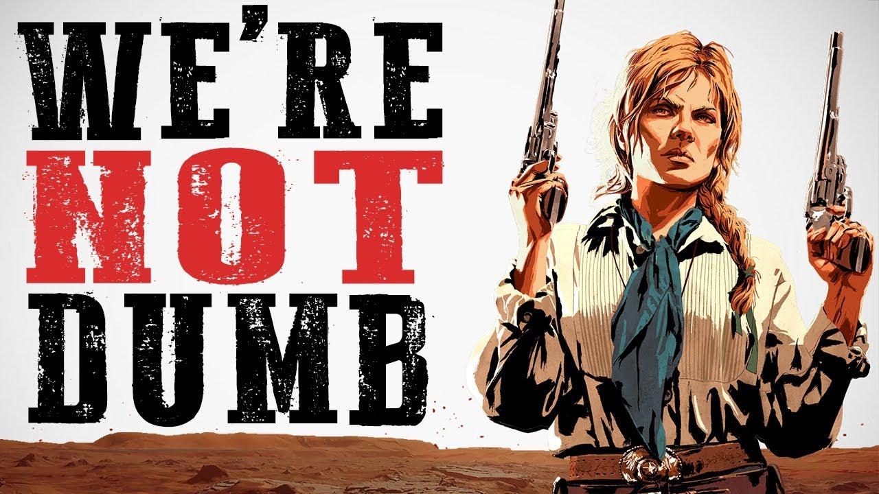 Red Dead Redemption 2 Is Going Down a DARK Path