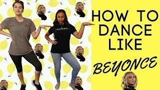 HOW TO DANCE LIKE BEYONCE | Nia Sioux