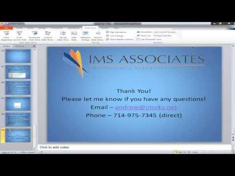 Index Universal Life Training - IMS Associates