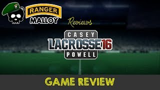 Casey Powell Lacrosse 16 - Game Review (XBox One) - by RangerMalloy