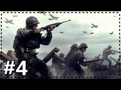 NAZİ TRENİNE SALDIRI | Call of Duty : WWII #4