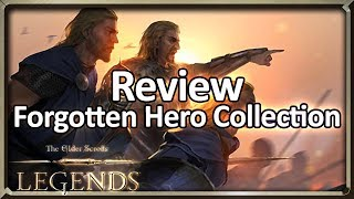 (TES: Legends) Reviewing the Forgotten Hero Collection