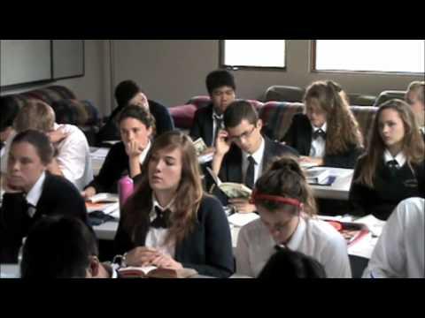St Monica Academy Promo Part 1