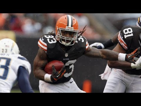 Happy 30th Birthday to Trent Richardson. Here's every career NFL touchdown from the Browns/Colts legend
