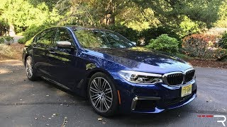 2018 BMW M550i xDrive – Long Live the [Boosted] V8!