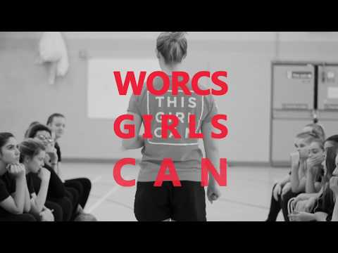 Worcs/Here Girl Can 2018 - School Case Study
