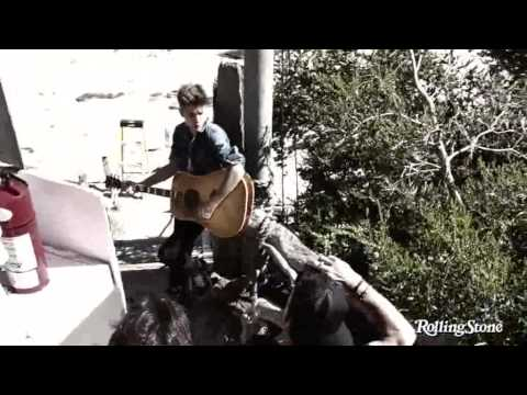 Justin Bieber - Rolling Stone Aug/2012 (Making Of)