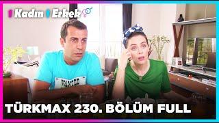 1 Kadın 1 Erkek || 230. Bölüm Full Turkmax