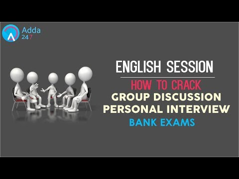 How To Crack Group Discussion & Personal Interview  In Bank Exams - Online Coaching for SBI IBPS