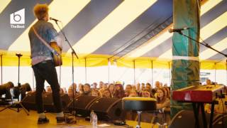 Martin Luke Brown performs at Y Not festival 2015