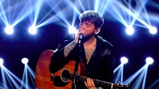 James Arthur - Empty Space (Acoustic) - The Jonathan Ross Show - 15/12/18 Video