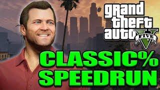 Grand Theft Auto V Speedrun - Classic%