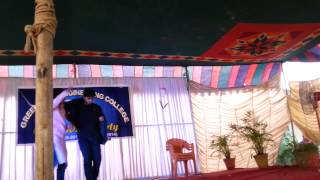 greenfort engineering college farewell function 15 march 2014