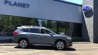 2019 Subaru Ascent complete review