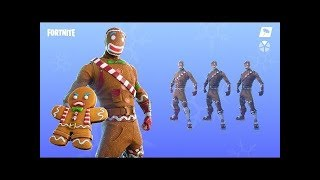 NIVEAU 40! LE SKIN GALLETA A RETURNED TO FORTNITE's 1000 turkey draw entries