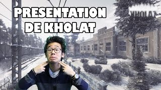 PRESENTATION DE KHOLAT - Survival Horror Game