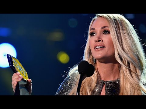 CMT Awards 2018: Carrie Underwood Still Holds Record for Most Wins