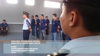 Download Video PENYERAHAN REMISI KHUSUS LAPAS NARKOTIKA PANGKALPINANG MP3 3GP MP4