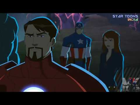 Marvel's Avengers Assemble S1 Ep3 In Hindi