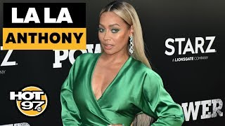 LaLa Anthony Wants To See Fabolous Battle + Talks 'The Chi',  IG Parties & Melo