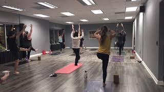Yoga Shred - January 4, 2021