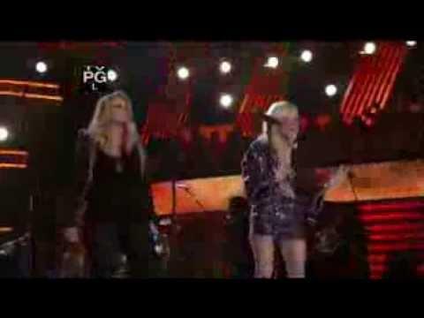 Carrie Underwood Miranda Lambert ACM