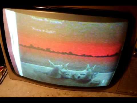 Blaupunkt Colorado Colour Television (circa 1975)