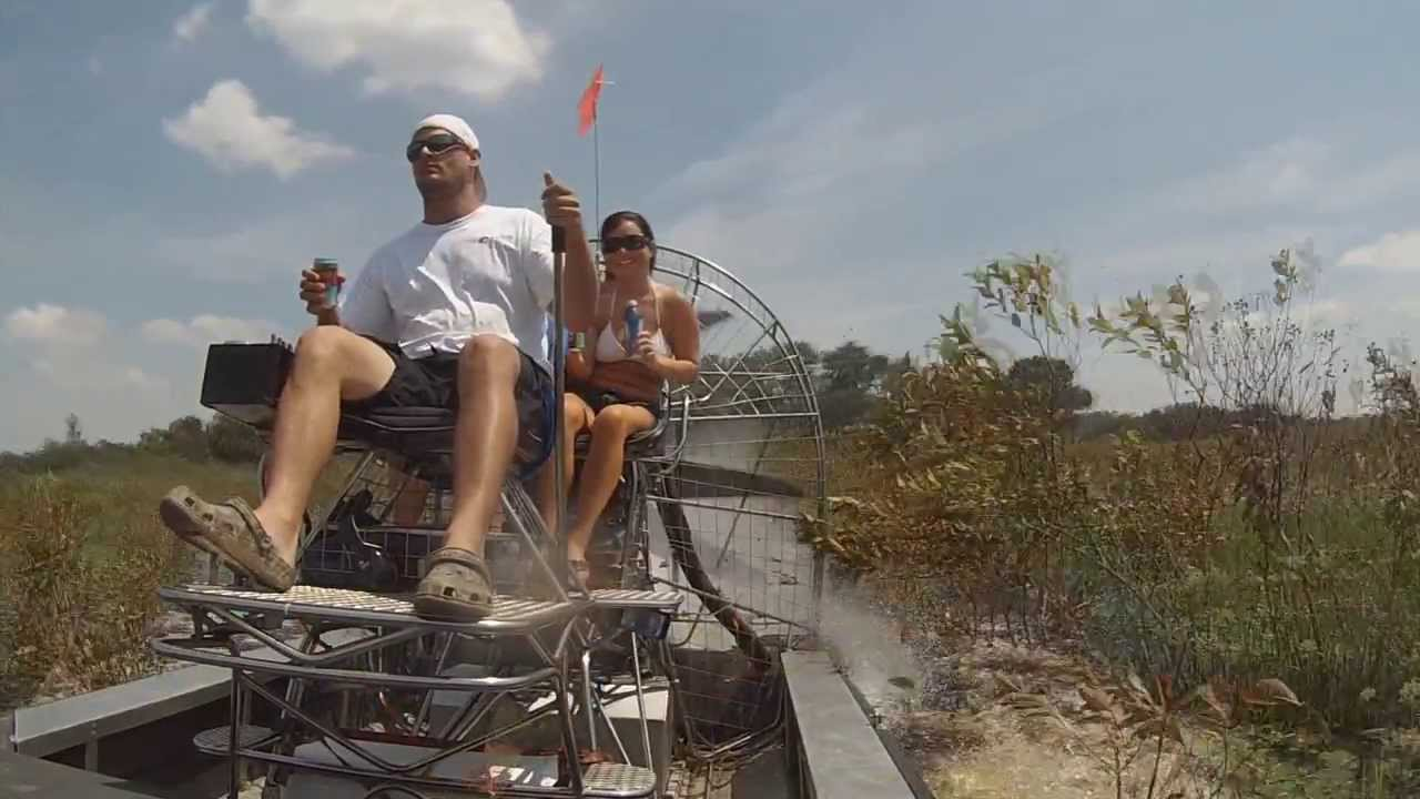 ☠ Airboat CCA - YOLO