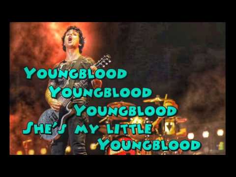 Green Day - Youngblood (Lyrics)