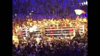 Бокс Головкин vs Альварес / Canelo vs GGG 2 fight boxing KAZ vs MEX / Геннадий Головкин проиграл