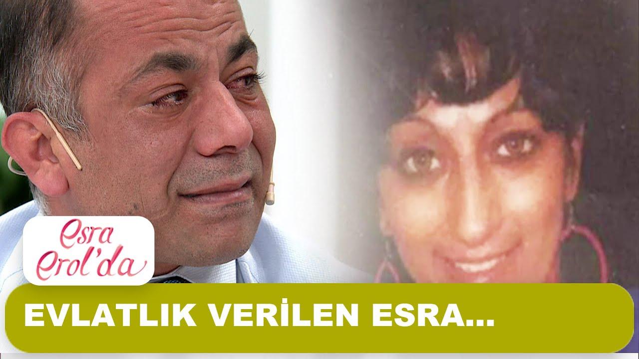 Amerika'ya evlatlık verilen Esra 2012 yılında hayatını kaybetti! - Esra Erol'da 6 Kasım 2020