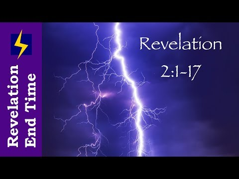 Revelation 2:1-17 Your First Love and A New Name