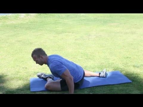 Stretching Exercise to Relieve Tight Leg Muscles: Stretching Tips