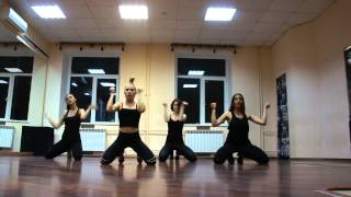 Go-Go + Strip Plastic | Студия танцев GRANDES | Школа танцев г.Казань | Связка с урока