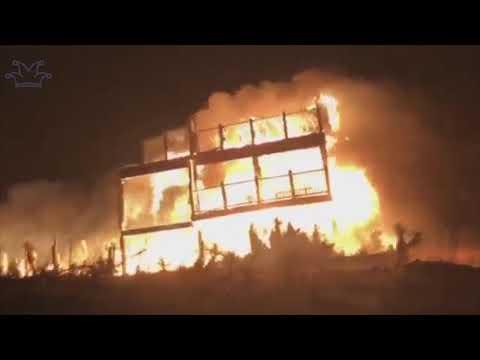 Ocean Crest Motel Fire